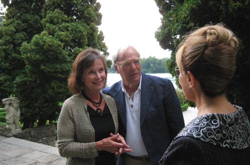 Fey and David Bisno - Salzburg Seminar